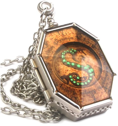 Il Medaglione Horcrux. Harry Potter Noble Collection