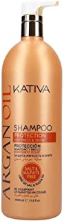 Kativa Argan Oil Champu x 1000 Ml - 1000 ml