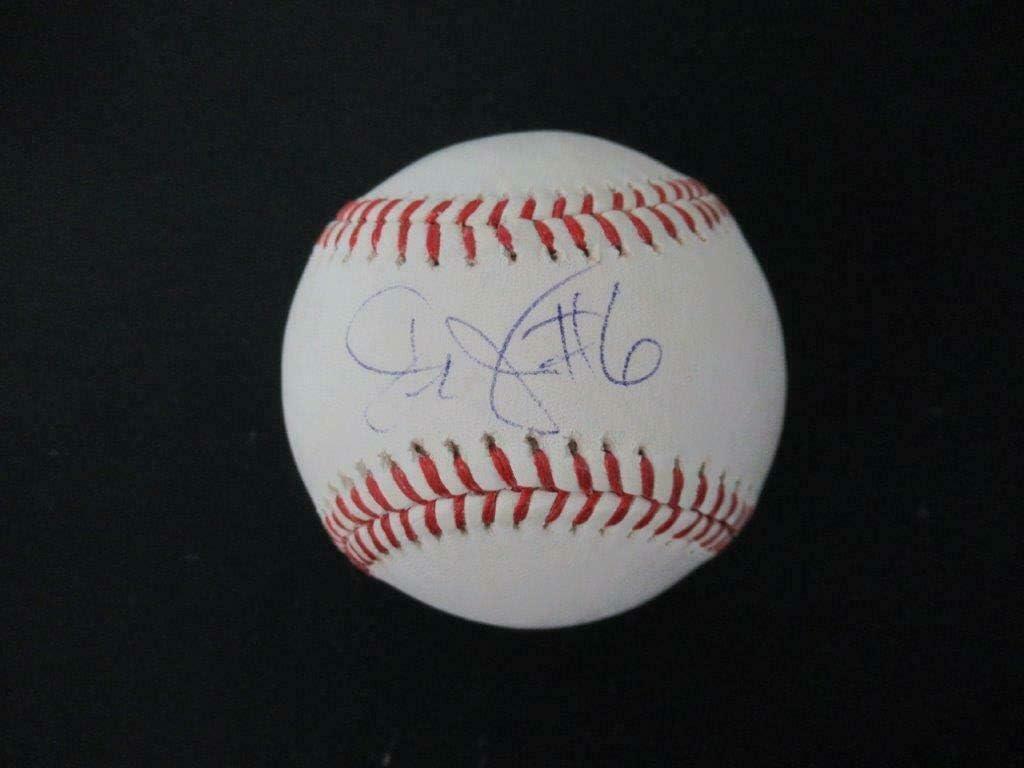 Super-cheap Julius Erving Signed Baseball Autograph Auto N PSA shop AH44377 DNA -