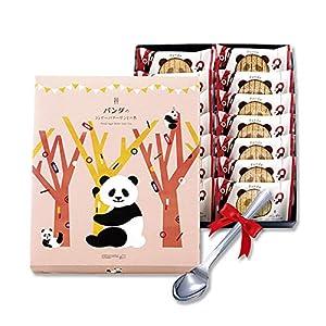 パンダのシュガーバターサンドの木 14個入り【CREAMYスプーンセット】ロングセラー