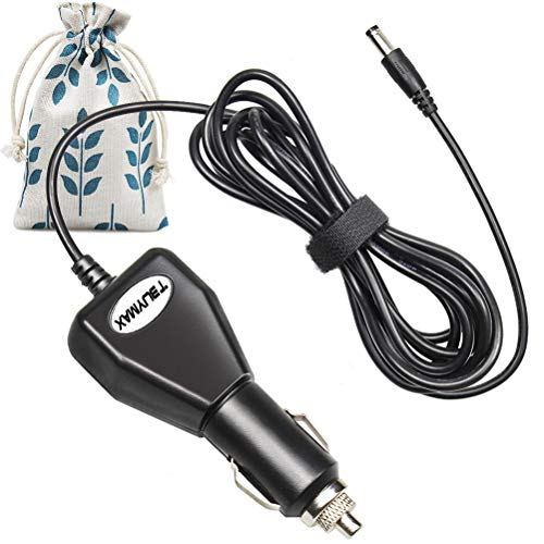 12 Volt Car Vehicle Lighter Adapter for Spectra S1, S2 Breast Pump - Replacement Power Adapter for Spectra S1,S2 Pumps Made After Feb 2015