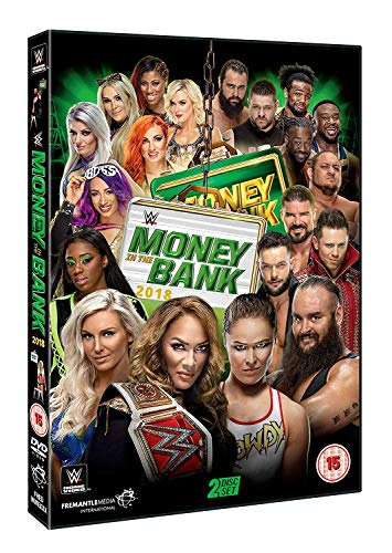WWE: Money In The Bank 2018 [DVD] [Reino Unido]