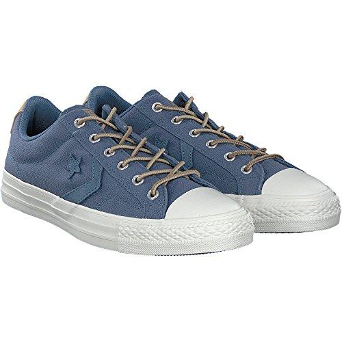 Converse Herren Cons Star Player OX Sneaker, Blau, 44.5 EU