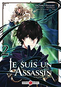 Je suis un assassin (et je surpasse le héros) Edition simple Tome 2