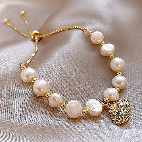 Pulseras con cuentas de piedras preciosas premium Feng shui pulsera riqueza ópalo pulsera pulsera pulsera natural perla pulsera oro chapado pulsera atrae afortunado regalo para hombre mujer pareja mej