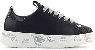 PREMIATA Luxury Fashion Womens BELLE4543 Black Sneakers |