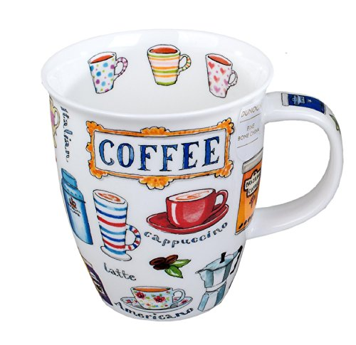 Dunoon Becher Coffee (Kaffee), Tassenform Nevis (0,48 l)