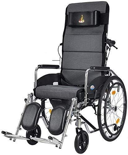 HY-WWK Rollstühle Motion Healthcare Lite Trekker Elektrorollstühle - Elektromotorisierter Rollstuhl Für Erwachsene Zwei Hochgeschwindigkeitsmotoren, Reda,