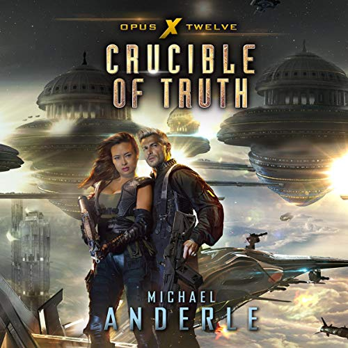 Crucible of Truth Titelbild