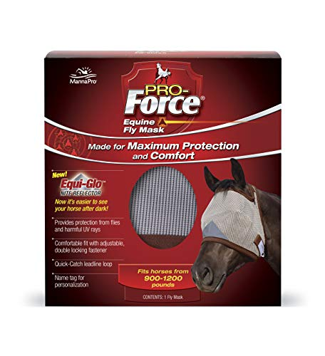 Manna Pro Pro-Force Fly Mask Standard