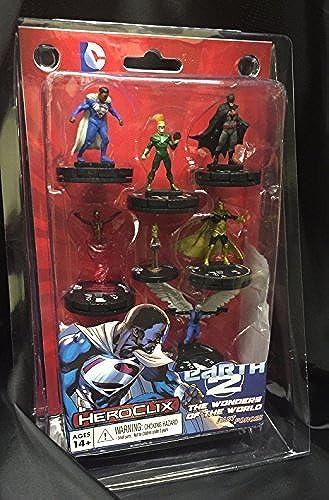 Todo en alta calidad y bajo precio. DC HeroClix  Superman & Wonder Wonder Wonder Woman Earth 2  Wonders of the World Fast Forces by HeroClix  mejor marca