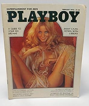 February 1976 Playboy Magazine - Vintage Men s Adult Magazine Back Issue