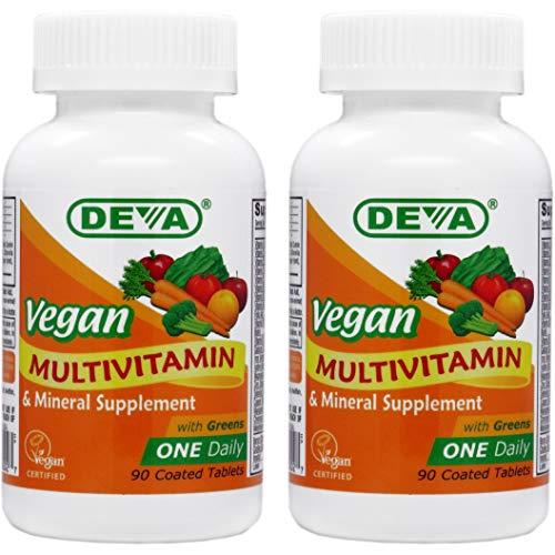 Deva Vegan Multivitamin & Mineral Supplement | Amazon