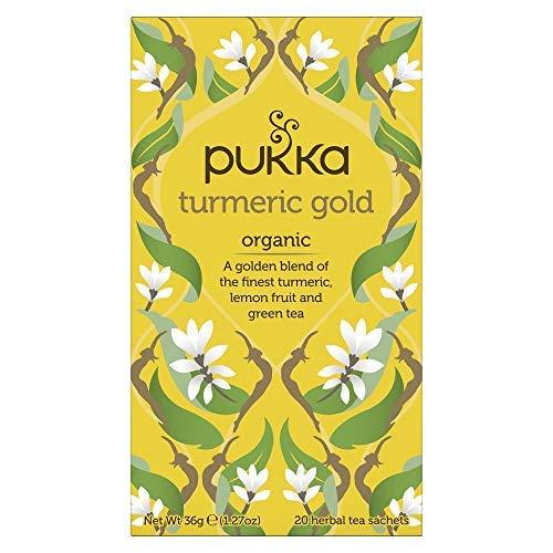 Pukka Turmeric Gold Tea 36g