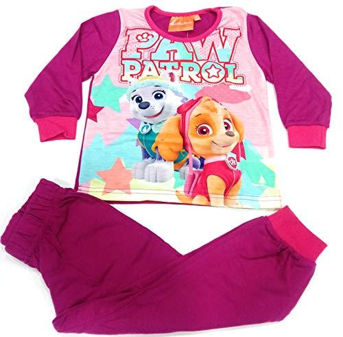 Pijama Patrulla Canina Skye - Pijama Patrulla Canina para niña (2 años)