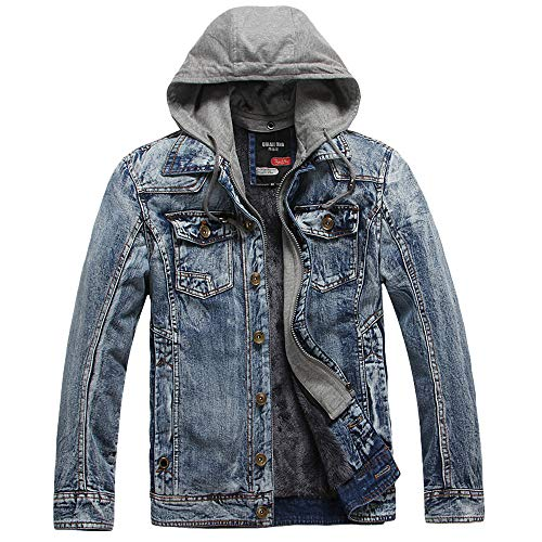 Where to Buy Denim Jackets for Mens