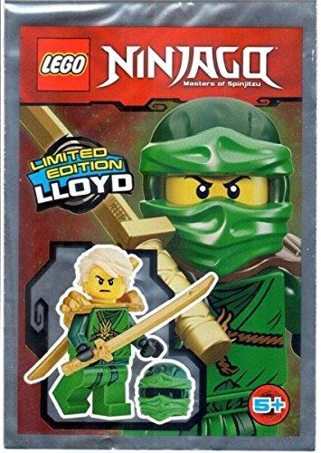 Lego Ninjago 891725 - Minifigura Llyod edizione limitata