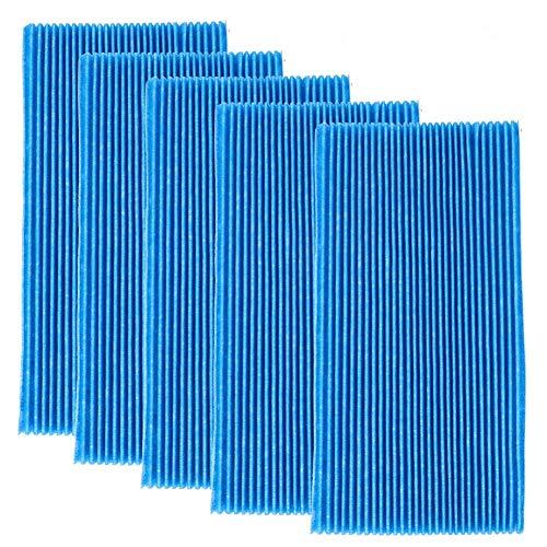 Accessorio per filtro a due strati con purificatore d'aria adatto per DAIKIN MC70KMV2 MCK57LMV2 5 pezzi