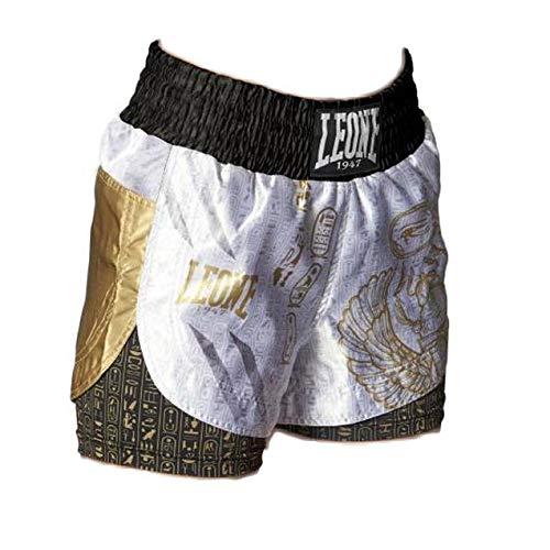 LEONE 1947 Pantaloncini Kick-thai Donna Bianco, L