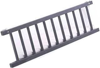 babybay Bassinet Conversion Kit (Slate Gray Finish)