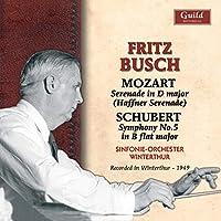 Music of Busch Mozart Schubert & Rybar