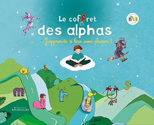 Le coffret des Alphas: La méthode de lecture Les Alphas GS-CP