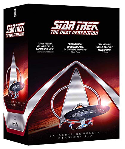 Star Trek The Next Generation - Coll.Comp. St.1-7 (Box 48 Dv)