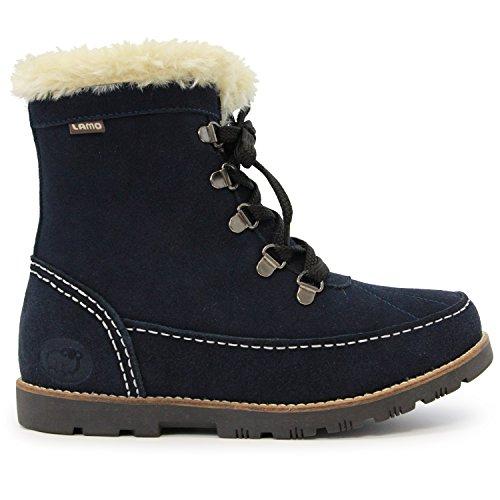 Lamo Women's Taylor Fashion Boot, Navy, 9 M US