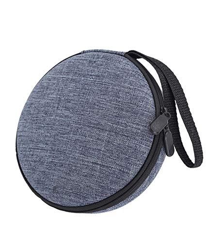 Tragbare robuste CD-Player-Tasche mit festem Tragegurt für die Aufbewahrung von Reisen Kompatibel mit dem HOTT CD-Player 511/611/711 / 611T Gueray dem Kopfhörer dem USB- und AUX-Kabel