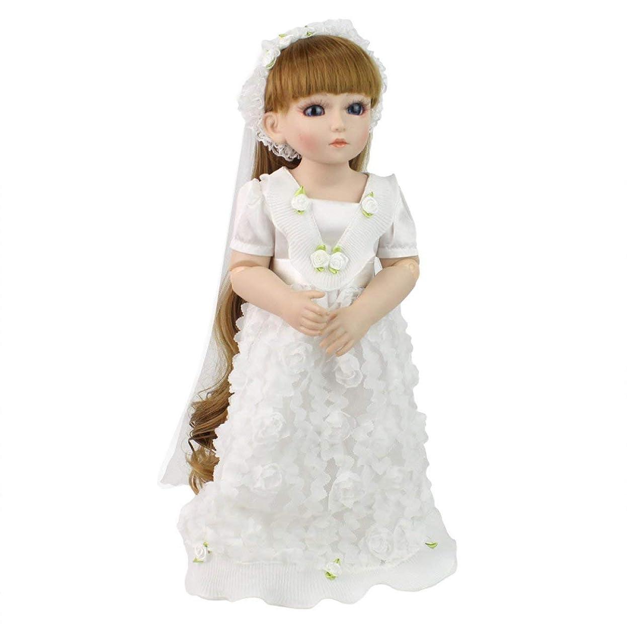 おじさん演劇祖父母を訪問Reborn Baby Dolls Reborn Baby Dolls Handmade Livelike Realistic Silicone Vinyl Baby Doll Soft Simulation 18 Inch 45 Cm Eye...