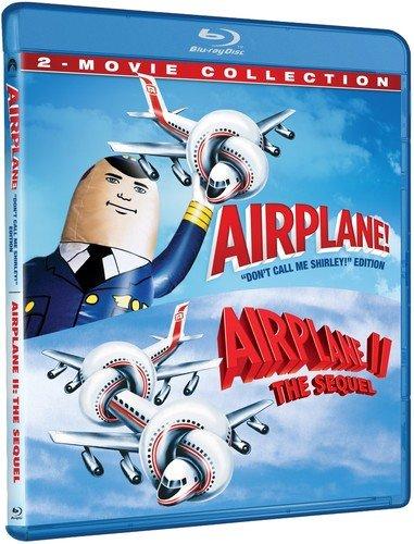 Airplane: 2-Movie Collection [Edizione: Stati Uniti] [Italia] [Blu-ray]