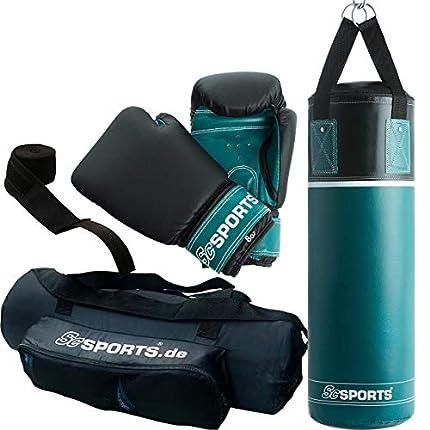 ScSPORTS DG02 - Juego de Accesorios para Boxeo para niños