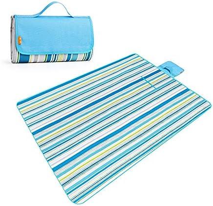 GUJJ Picknickdecke Feuchtigkeit Pad outdoor Wasserdichte tragbare tragbare tragbare dicke Picknicks Strand Zelte matten Picknick Stoff Kissen, Abs. G B072VKKZGQ | Heißer Verkauf  d1caa4