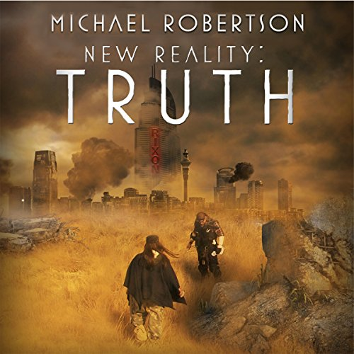 New Reality Truth Audiobook Cover Art