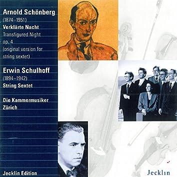 Arnold Schoenberg: Verklärte Nacht - Erwin Schulhoff: String Sextet
