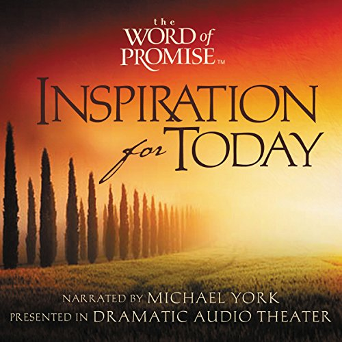 The Word of Promise Inspiration for Today, Volume 1 audiobook cover art