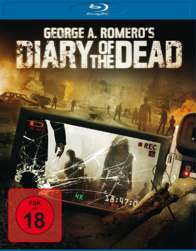 Diary of the Dead [Alemania] [Blu-ray]