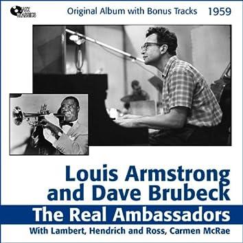 The Real Ambassadors (feat. Lambert, Hendrick, Ross, Carmen McRae,) [Original Album Plus Bonus Tracks, 1959]