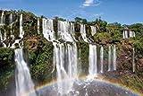 The Poster Corp Larry Malvin – Iguazu Rainbow Kunstdruck