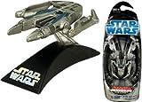 Hasbro Star Wars 2009 Titanium Die-Cast Mini Vehicle IG-88's Ship: IG 2000