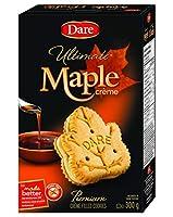 デア メープルクリームクッキー 300g×1箱【北海道、九州、沖縄は一部送料負担あり】