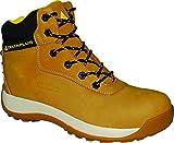 Delta plus calzado - Bota serraje nubuck saga s3 src beige talla 44