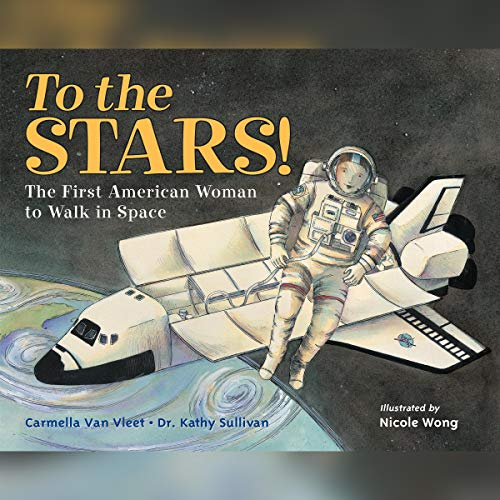 To the Stars! audiobook cover art