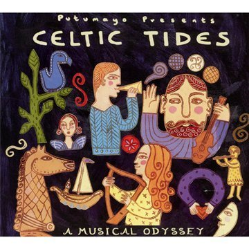 Putumayo Presents: Celtic Tides by Various Artists (2008-12-29)