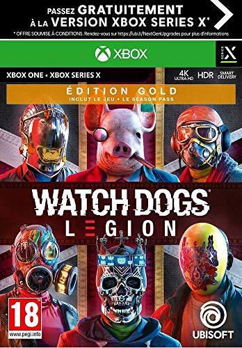 Watch Dogs Legion - Edition Gold XBOX ONE