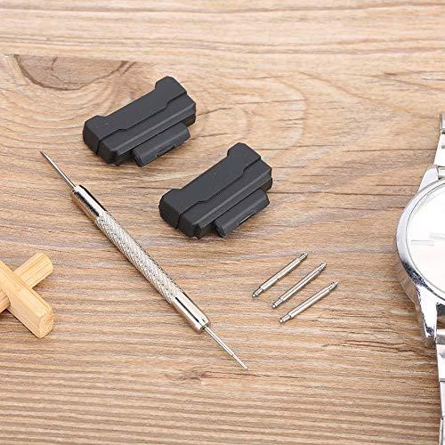 𝐂𝒚𝐛𝐞𝐫 𝐌𝐨𝐧𝐝𝐚𝒚Conector para reloj de pulsera, resistente al agua, muy duradero, fácil de llevar, profesional, para GA100 GA400
