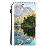 S-M1 Funda para Samsung Galaxy NOTE4 Funda Flip Cuero de la PU + TPU de Silicona Protección Case Cover