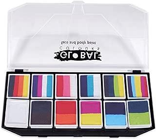 Global BodyArt - Carnival Face Painting Kit