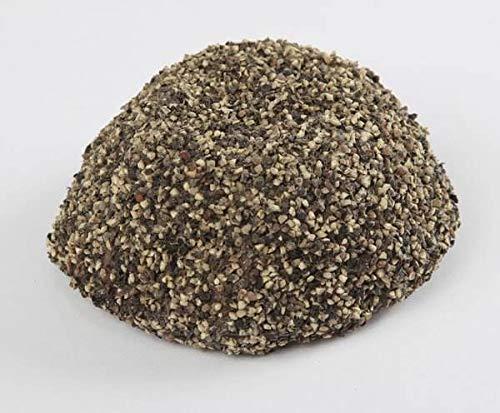 """Getrocknete Wurst""""Stein mit Wasserfall"""" in schwarzem Pfeffer, 300 g,"""