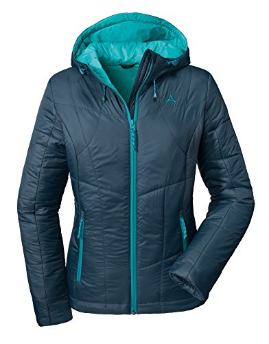 Schöffel Damen Daunenjacke Adriana Night Blue, 38